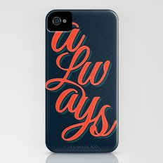 Always Slim Case iPhone (4, 4s)