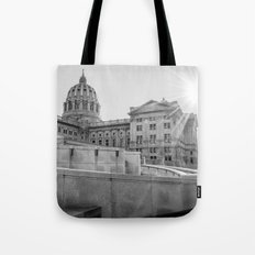 A Capital Afternoon Tote Bag