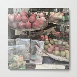 French Candy Metal Print