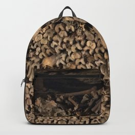 We Are All the Same in the End Backpack