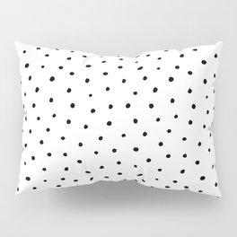 Polka Dots in Love Pillow Sham
