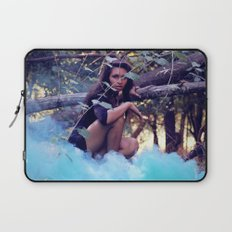 From the majesty she rises Laptop Sleeve