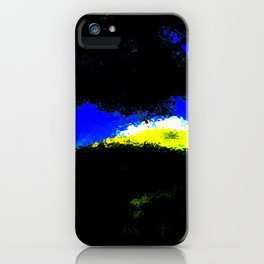 Under The Tree iPhone Case