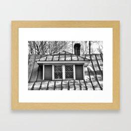 The Upper Room Framed Art Print