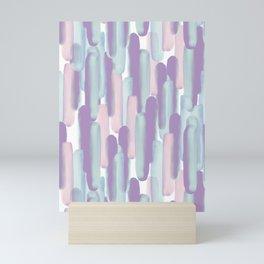 Crowd #society6 #abstractart Mini Art Print