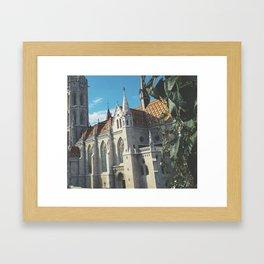 Bastion Framed Art Print