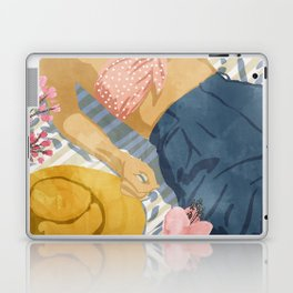 Beach Vacay #society6 #travel #illustration Laptop & iPad Skin
