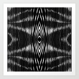 APEX IMPULSE Art Print