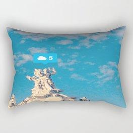 Paris Dream Rectangular Pillow