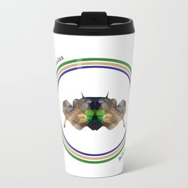 Bold Jumper Metal Travel Mug