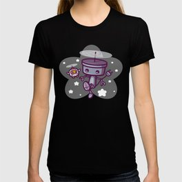 Chibi House Cleaner T-shirt