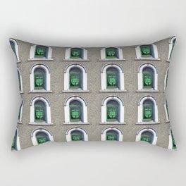 Bible in the Window Rectangular Pillow
