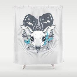 Bambii Shower Curtain