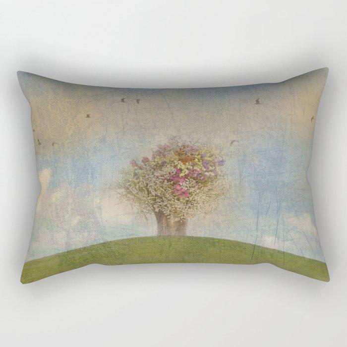 Magic Hill Rectangular Pillow