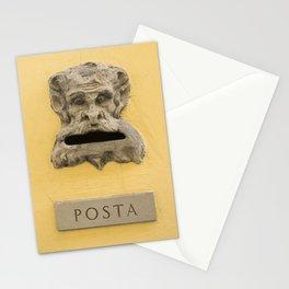 Original demon italian mail box Firenze Tuscany Italy Stationery Cards