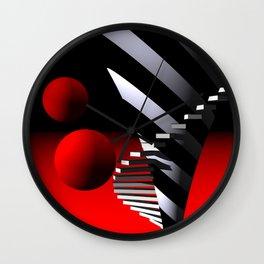 steps -01- Wall Clock