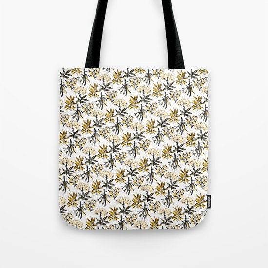 Herbal Apothecary Tote Bag