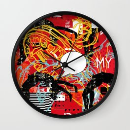 Don't Know Why Wall Clock