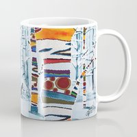 nordic Mugs featuring Nordic Love by ArtSeriously