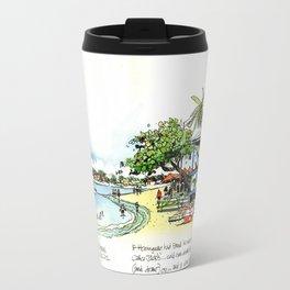 Calico Jack's, Grand Cayman (with notes) Travel Mug