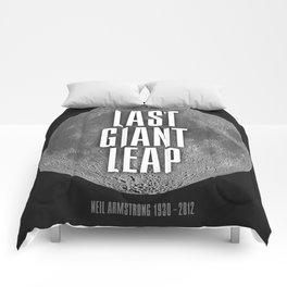 Last Giant Leap Comforters