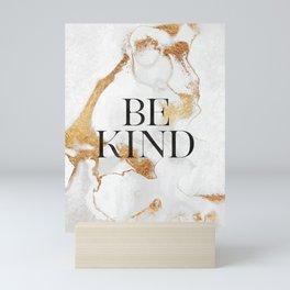 Be Kind Mini Art Print