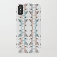 lizard iPhone & iPod Cases featuring Lizard by Iratxe González