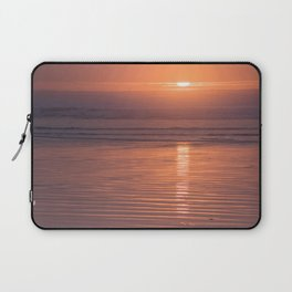 Sunset Sings Quietly Laptop Sleeve