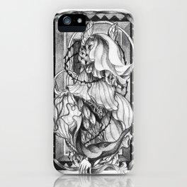 Vanus iPhone Case