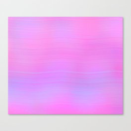 Pink Salt Canvas Print