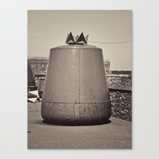 Old Maritime Buoy, Hook Head Co. Wexford, Ireland Canvas Print