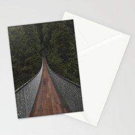 Capilano Suspension Bridge Stationery Cards