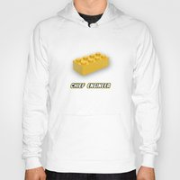 engineer Hoodies featuring Chief Engineer by not empty