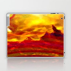 The Red Planet. Laptop & iPad Skin