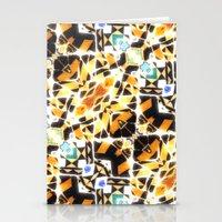 barcelona Stationery Cards featuring Barcelona by kociara