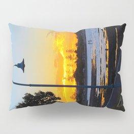Wynnum Sunset Pillow Sham