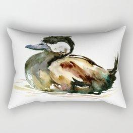 Ruddy Duck Rectangular Pillow