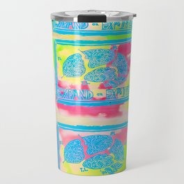Expand or Expire Travel Mug