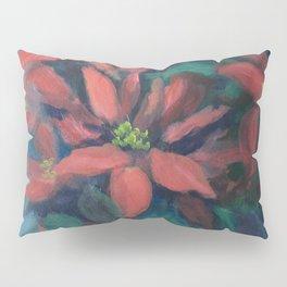 Christmas Poinsettia AC161208b Pillow Sham