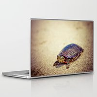 turtle Laptop & iPad Skins featuring Turtle by Jo Bekah Photography