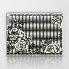 ROSE DOTS CREME Laptop & iPad Skin