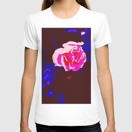 Alpine Sunset Chintz T-shirt