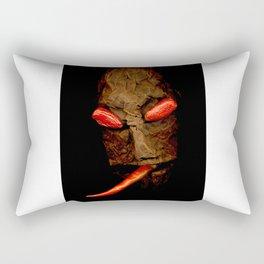 Copperhead mask_078 Rectangular Pillow
