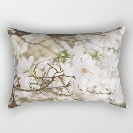 The Magnolia Tree Rectangular Pillow