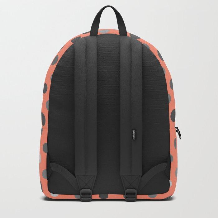 Polka Proton Pink Backpack
