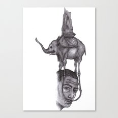 Dali's Dream Canvas Print