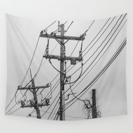 A Slow Takeover Wall Tapestry