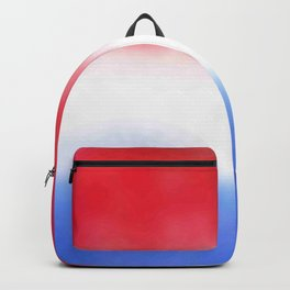 Flag of Netherlands 3 - with cloudy colors Backpack