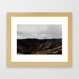 Inhalexhale Framed Art Print