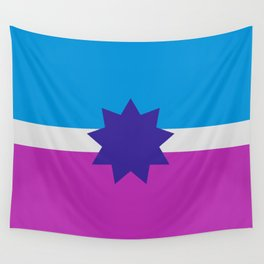 Polyamory Flag Wall Tapestry
